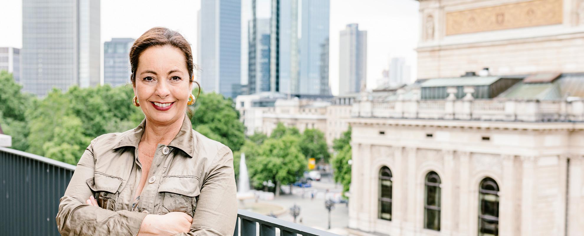 Sabine Lanius - Sparringpartner
